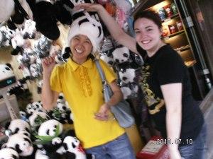 Gotta love the pandas